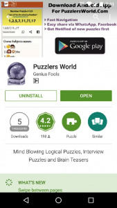 app playstore page