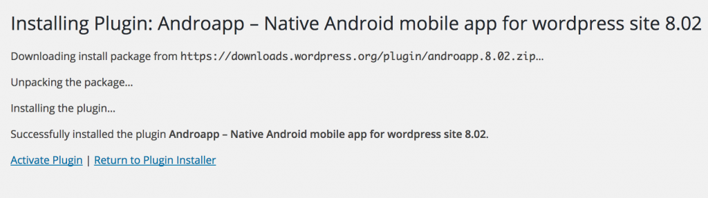 activate-androapp-wordpress