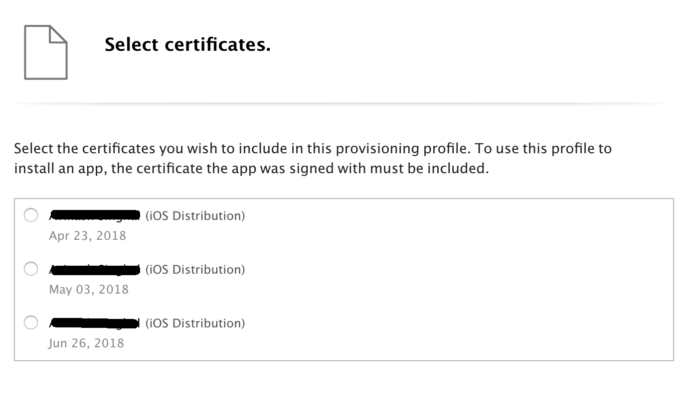 How To Create A Provisioning Profile For Ios App Androapp